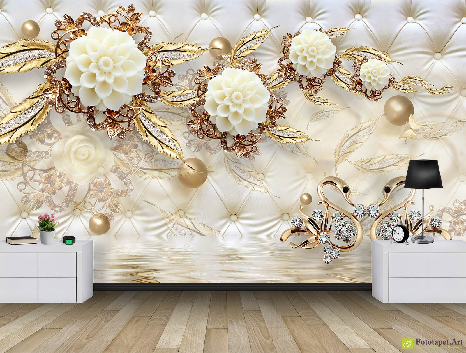 3D Photo Wallpapers Leather Mural Paper Wall Decal Lilac Purple Colour Leather Effect Wallpaper Leather European Style Print Wallpaper